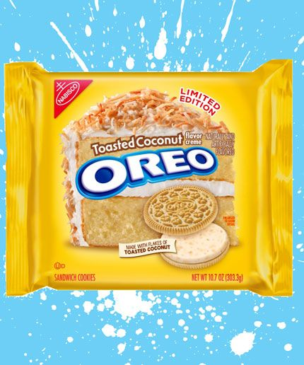 oreo limited edition