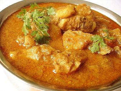 spicy chicken curry south - photo #8