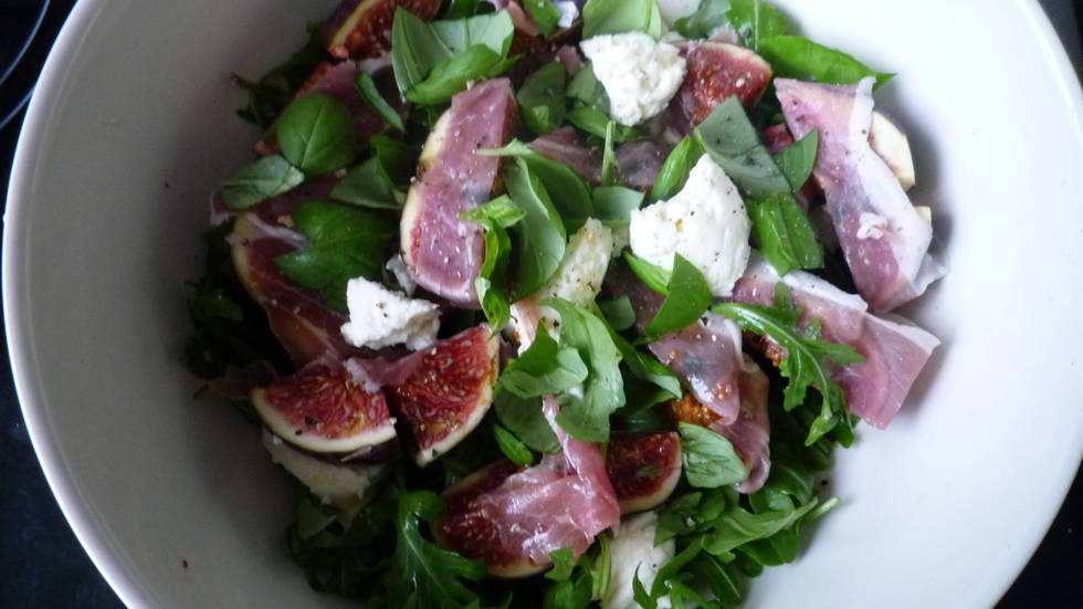 Jamie`s Easiest Sexiest Salad In The World recept | Smulweb.nl