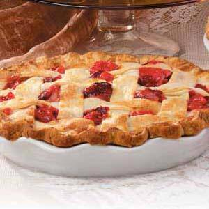 Pear And Cranberry Individual Pies Recipe — Dishmaps