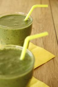 smoothie spinazie sinaasappel