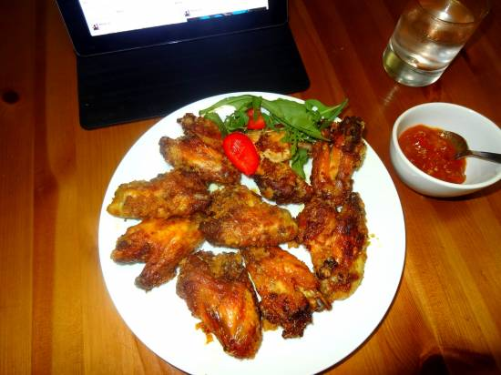 originele buffaloo  chicken wings