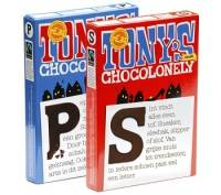 Win SMULWEB in chocoladeletters van Tony`s Chocolonely