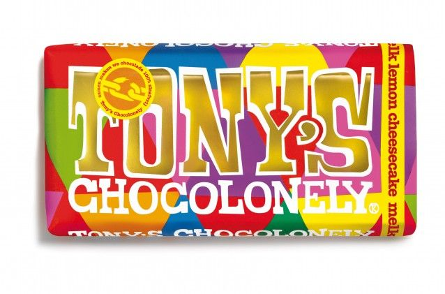 Derde limited edition van Tony Chocolonely