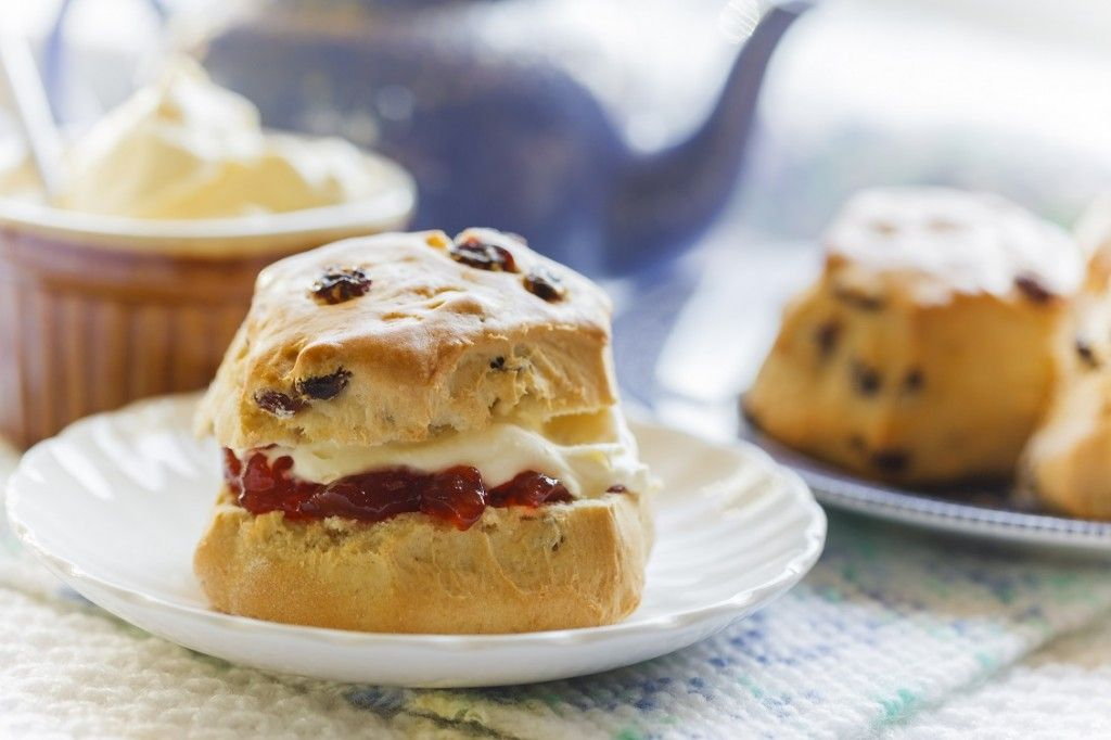 Weekend baktip: scones