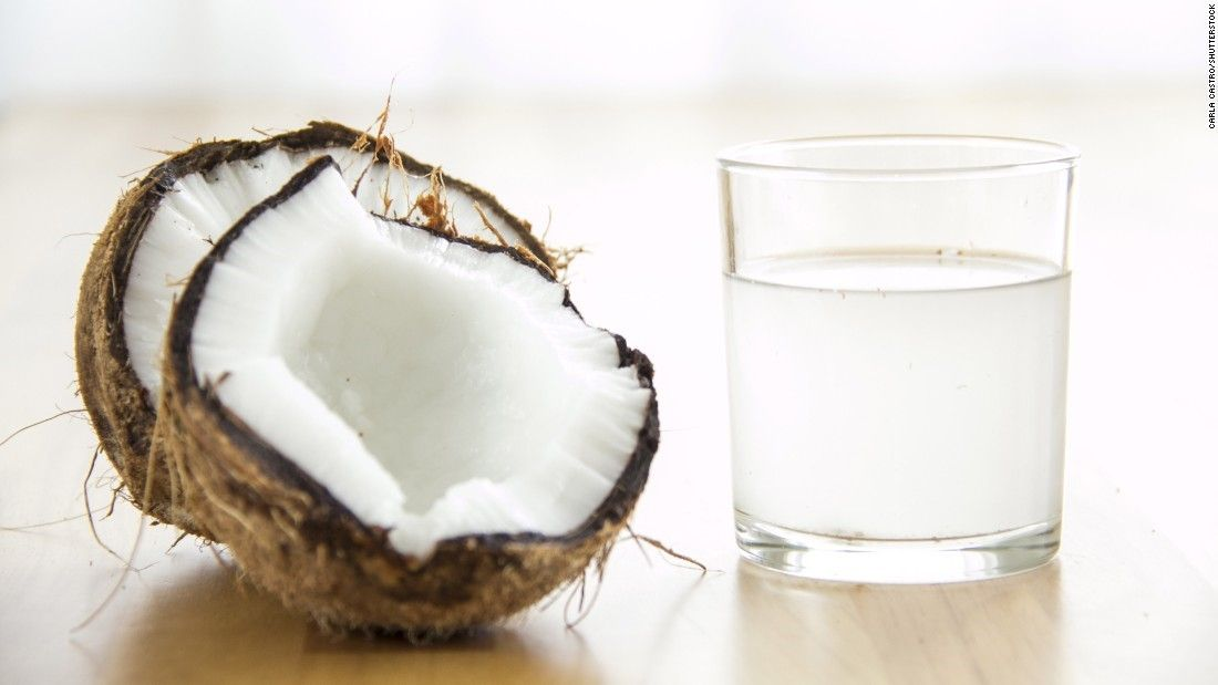 Health Benefits of Using Coconut Water