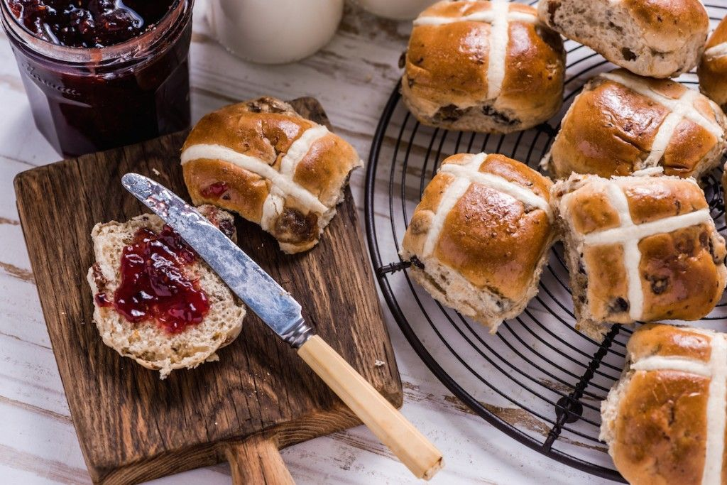 cross-buns