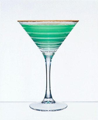 After dark martini
