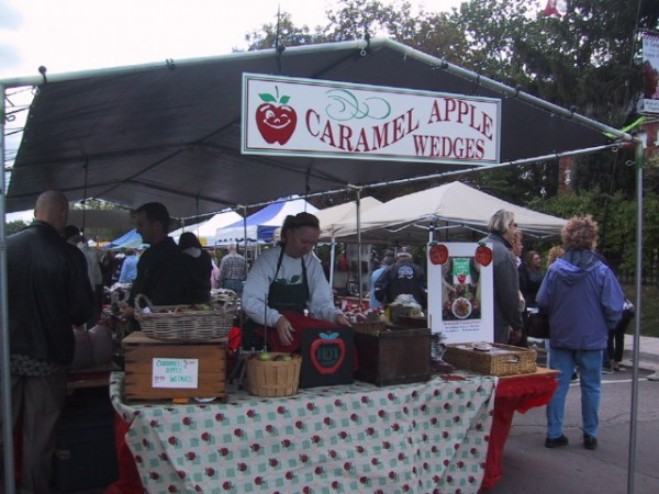 St.George, Apple Festival