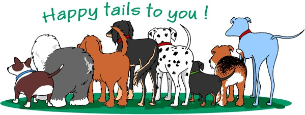 happy tails to you