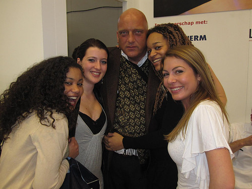 My Girls, me and Herman!