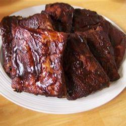 BBQ or not to BBQ Ribs (Slowcooker)