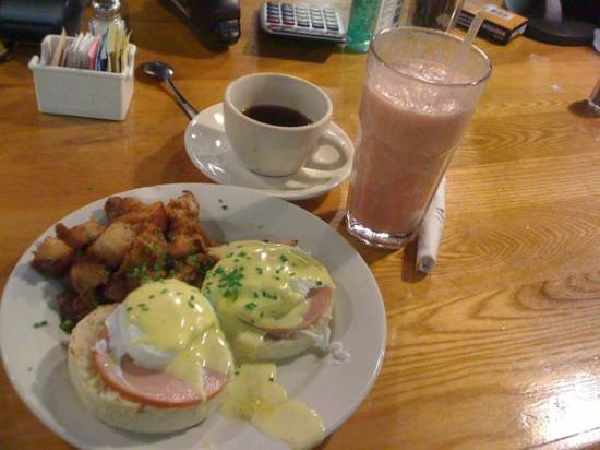 Zoals geserveerd in The Trident Booksellers & Caf� in Boston http://tridentbookscafe.com/menu-html/