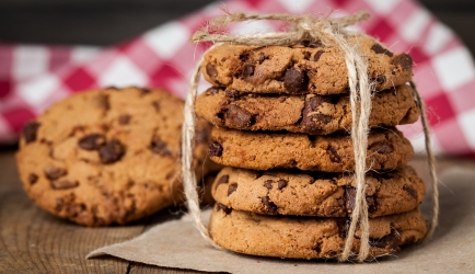 Chocolate chip cookies (de echte Amerikaanse)