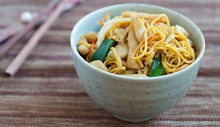 Chao Mian (chinese bami)