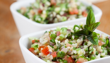 Zomerse Tabouleh