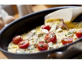 Proteine omelet