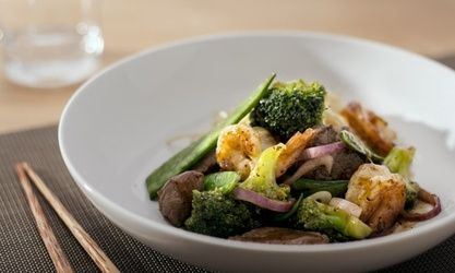 Chinese black bean beef