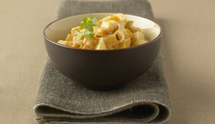 Thaise aardappelcurry