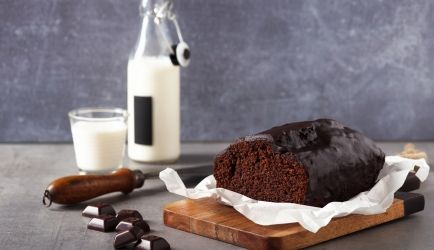 Chocolade cake met courgette KHA
